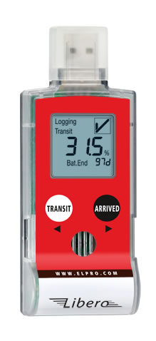 LIBERO THi1-Y Temperature and humidity recorder